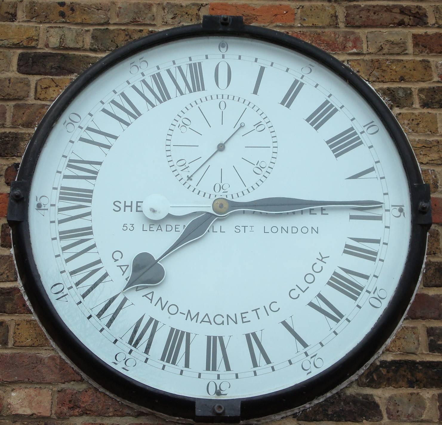 Greenwich24時間時計
