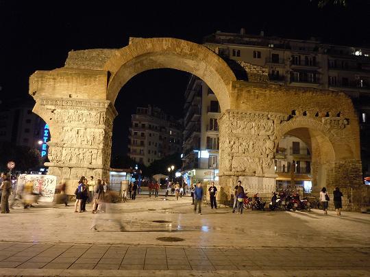 The Arch of Galerius 2